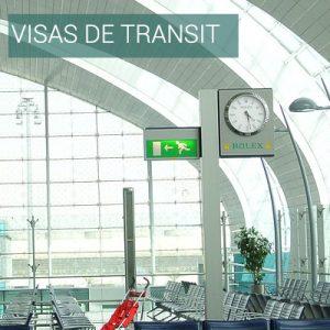 Visas de transit