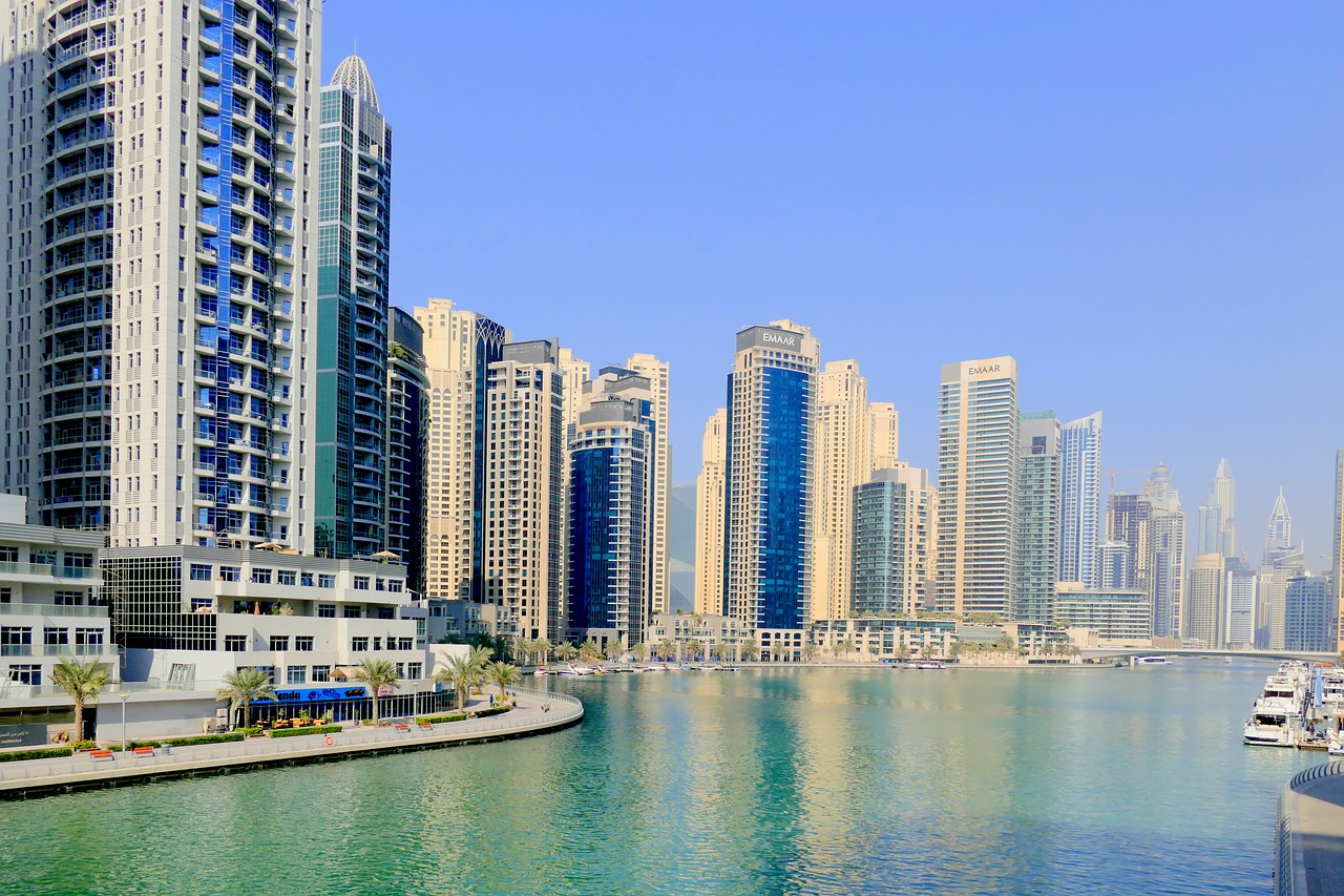 Dubaï : destination de rêve pour votre voyages de noces