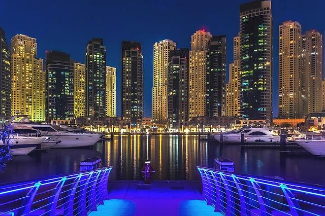 Marina, un endroit à ne pas rater quand vous partez visiter Dubai
