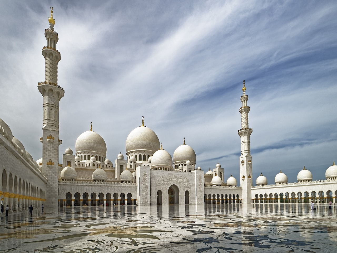 Abu Dhabi, une façon originale de visiter, en Croisières