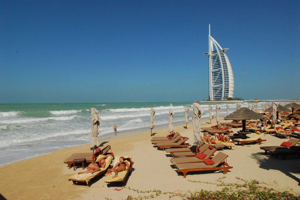 Etape de croisières à Dubaï