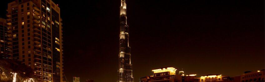 Sa majesté le Burj Khalifa